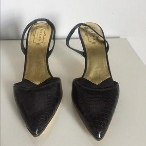 Ted Baker Caareen Slingback Court Shoes